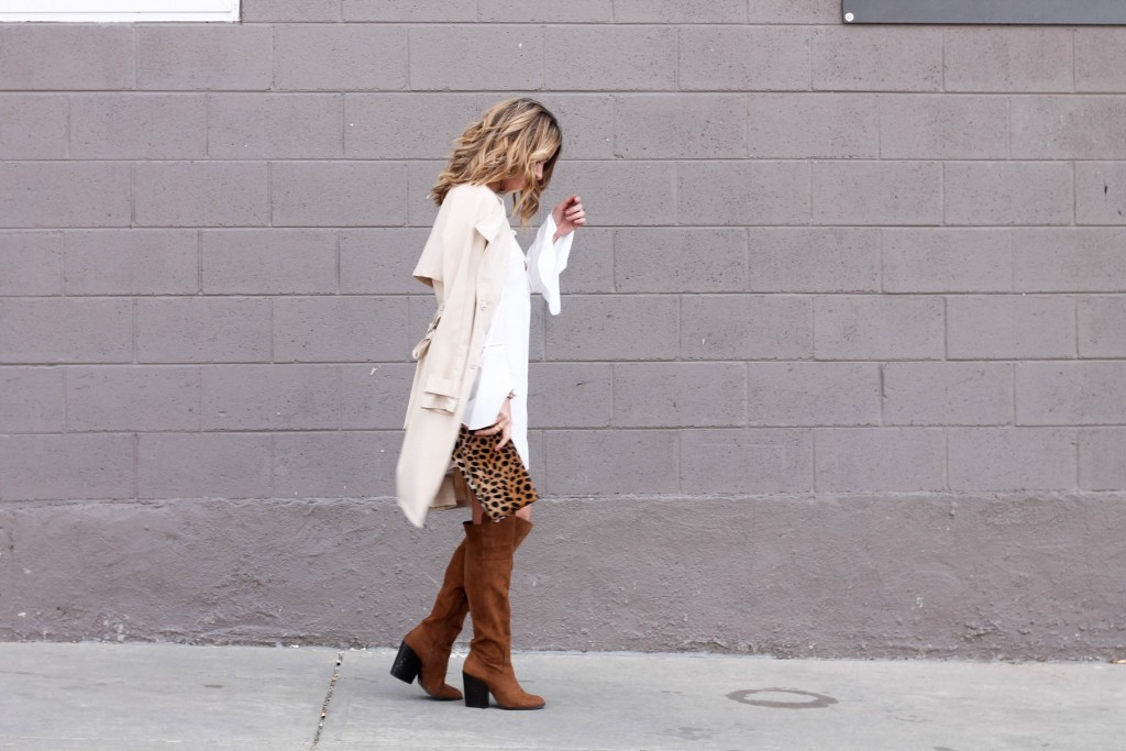 every once in a style dress and boots