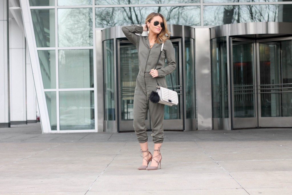 Army Green jumper