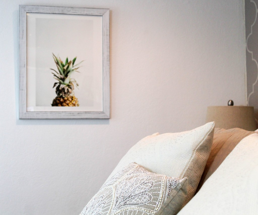 Pineapple Print for wall