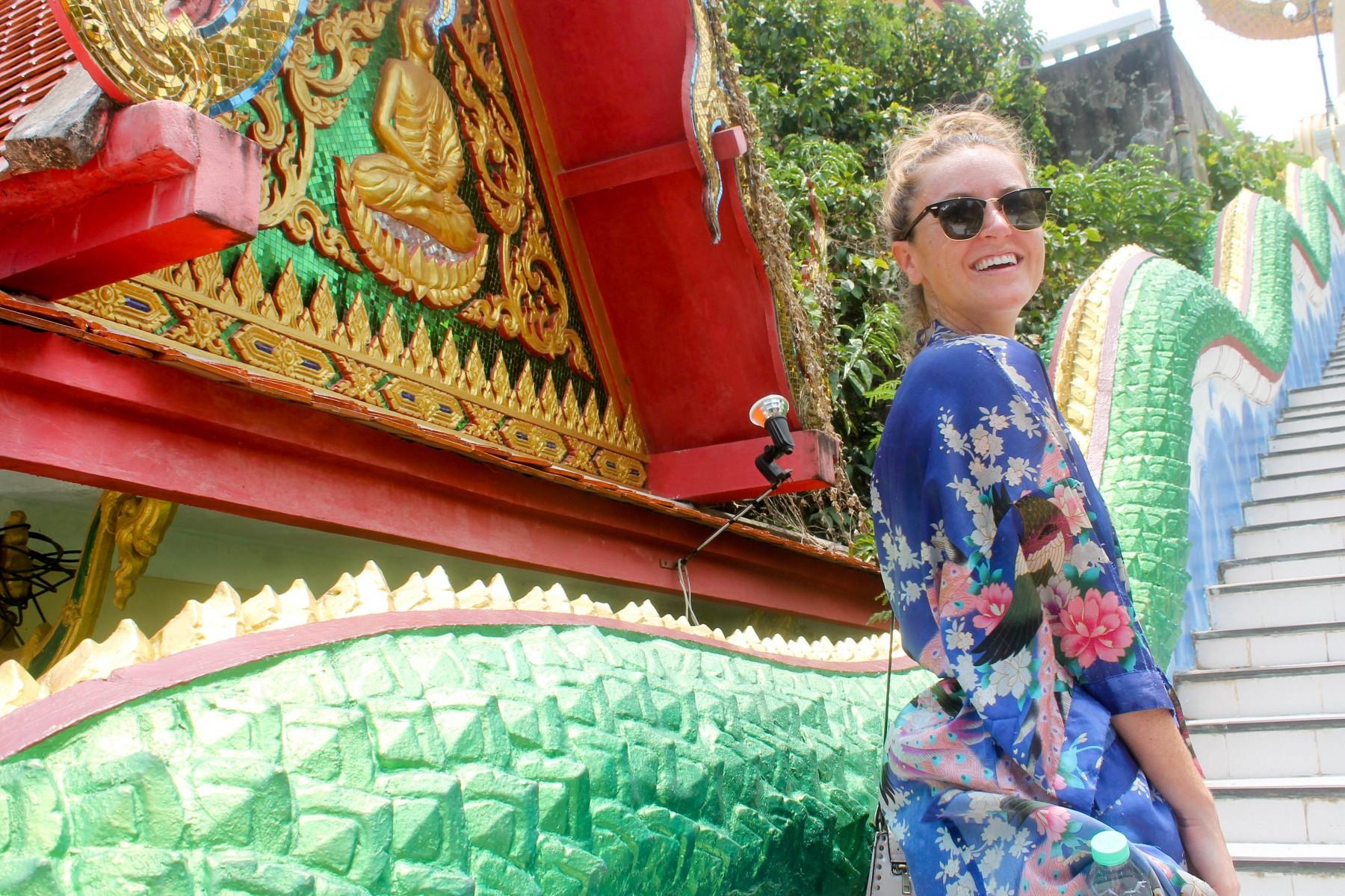 big buddha temple, koh samui thailand