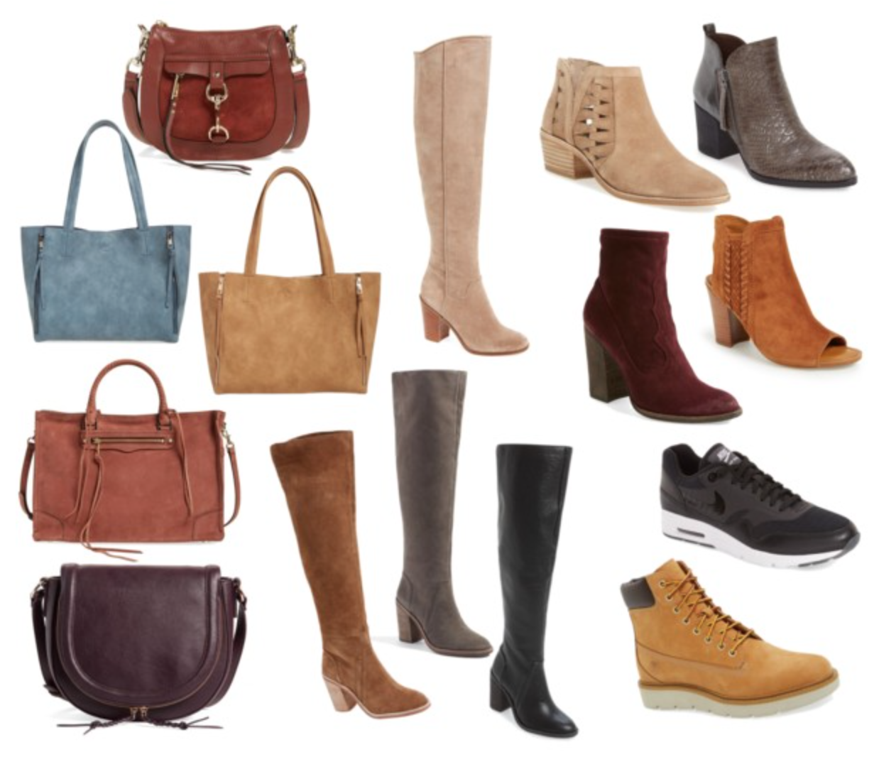 Nordstrom anniversary Sale boots and bags