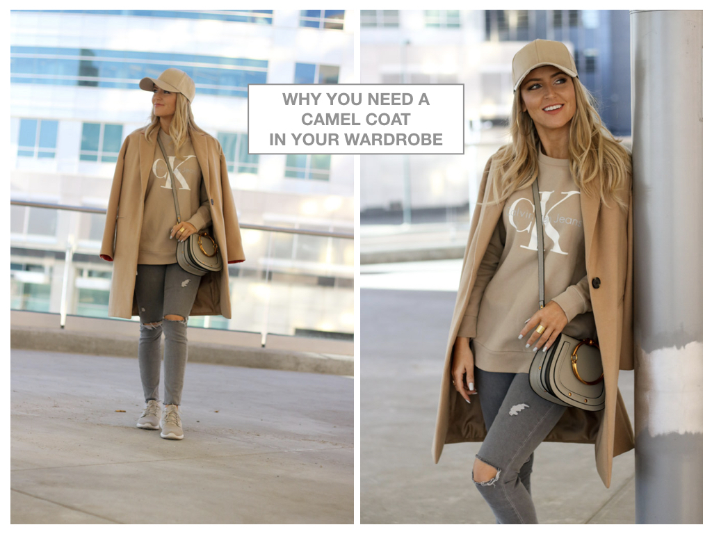Camel Coat Two Ways For Winter Every Once In A Style